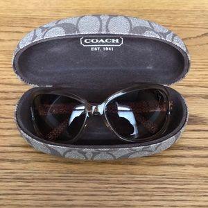 Coach Thompson Sand sunglasses